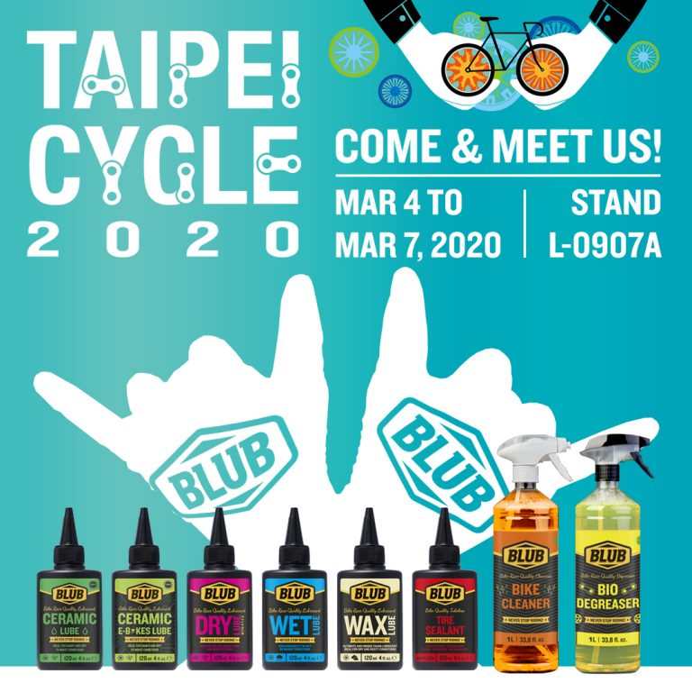 TAIPEI CYCLE SHOW 2020, HERE WE GO!
